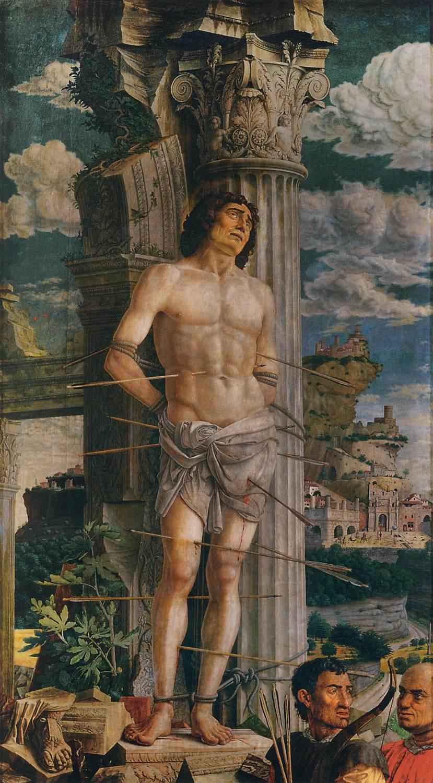 andrea-mantegna-st-sebastian