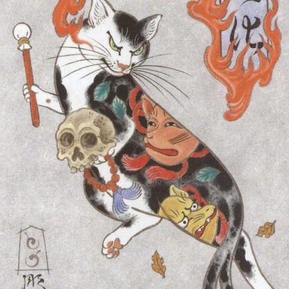 monmon-cats-Kazuaki-Horitomo-11