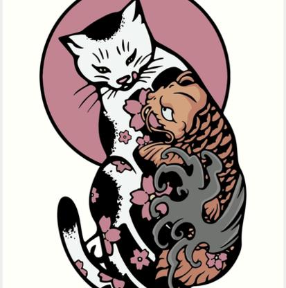 monmon-cats-Kazuaki-Horitomo-8