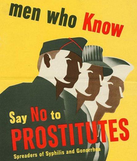 No to prostitutes