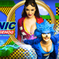 A New Sort Of Blue Movie - Sonic The Vadgehog
