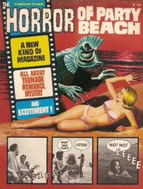 famous-monsters-horror-party-beach