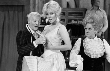The Cast of Are You Being Served?