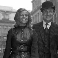 Honor Blackman And Patrick MacNee's Kinky Boots