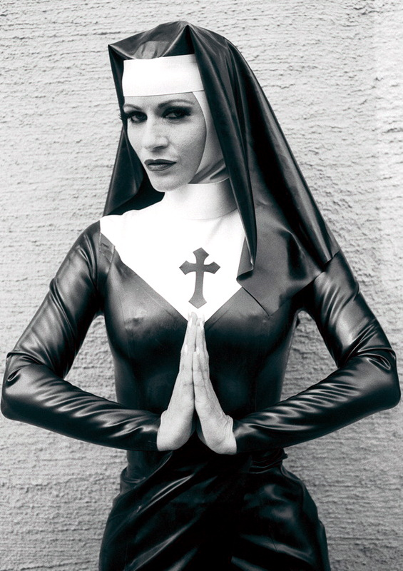 fetish-nun