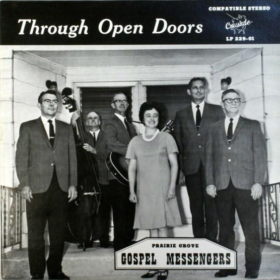 through-open-doors