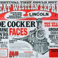 The Great Western Express Music Festival Of 1972