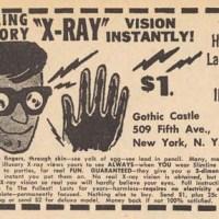 Vintage Monster Magazine Ads