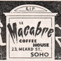 Le Macabre: London's Gothic Horror Coffee House For Ghoulish Hipsters