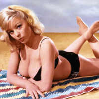 Carry On Margaret Nolan