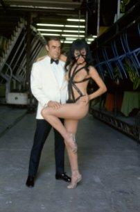 Sean Connery and Jody Ritsko