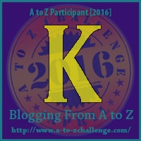 Click the image to visit other A-to-Z Challenge Participants