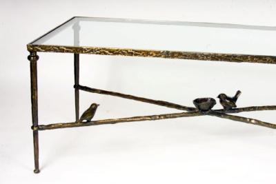 Giacometti Detail Coffee Table