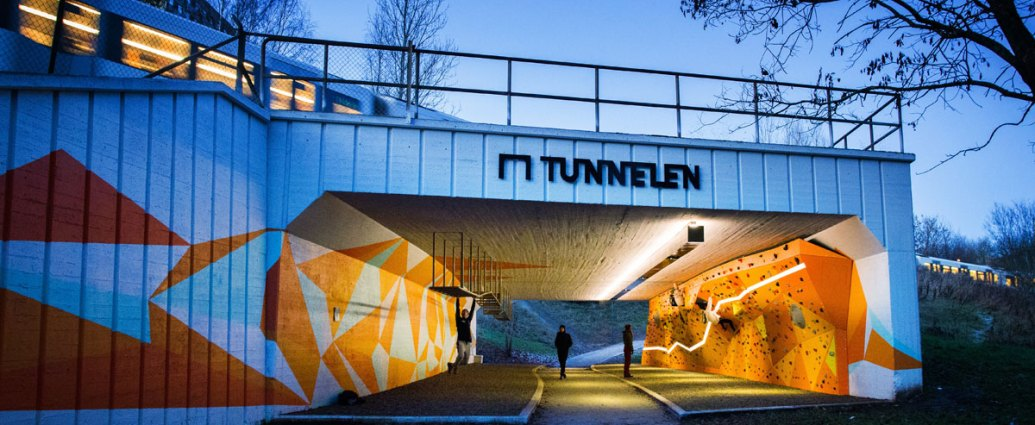Tunnelen: The Ammerud Underpass