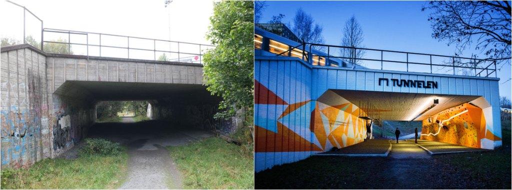Tunnelen: The Ammerud Underpass
