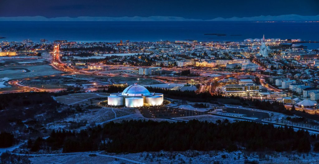 Repurposing Reykjavík Geothermal Water Tanks