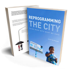 Reprogramming the City Book: Adaptive Reuse