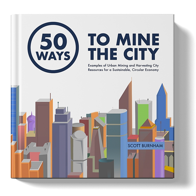 Urban Mining and Mining the City to Harvest City Resources Can Create a Sustainable, Circular Economy