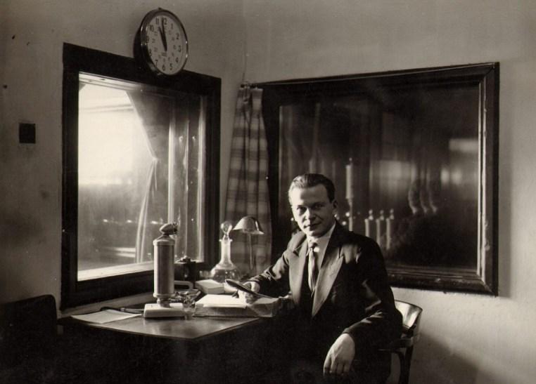kazys inciura radiofone 1936