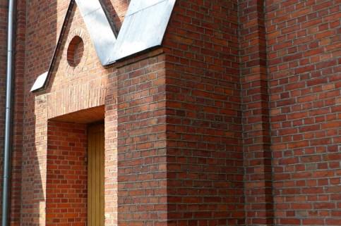 Viešintų bažnyčia. 2014-08-05.