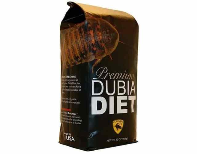 lugarti premium dubia diet - dubia roach food