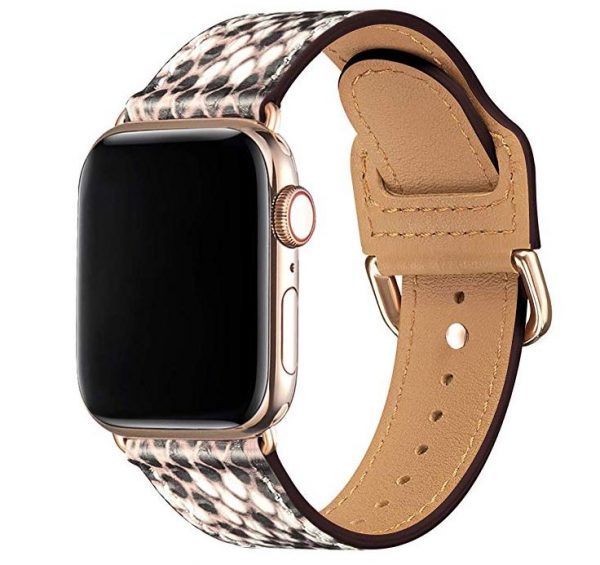 snake apple watch band - gifts for reptile lovers 2019