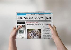 The Sunday Squamata Post