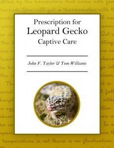 Leopard Gecko Captive Care