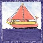 Boat tile 6