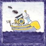 Boat tile 7