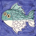 Sealife tile 15