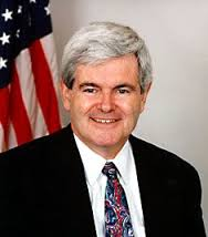 Newt Gingrich admits establishment afraid of Donald Trump because he doesn't belong to an occult secret society
