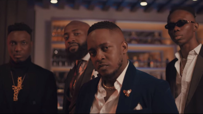 Nigeria hip-hop Martell Cypher
