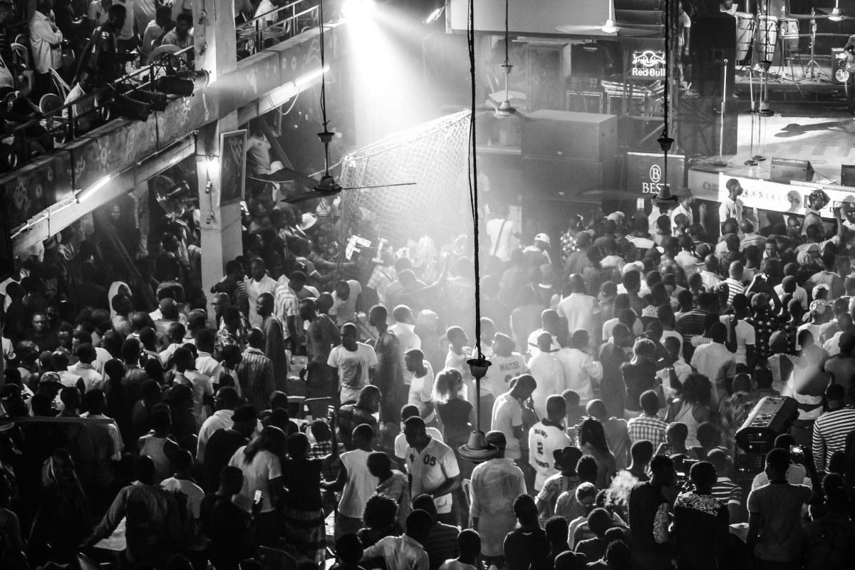 Felabration, 2014 : Monochrome Lagos. LOGO OLUWAMUYIWA