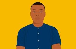 Promise Frank Ejiofor Illustration