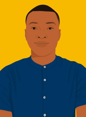 Promise Frank Ejiofor Illustration