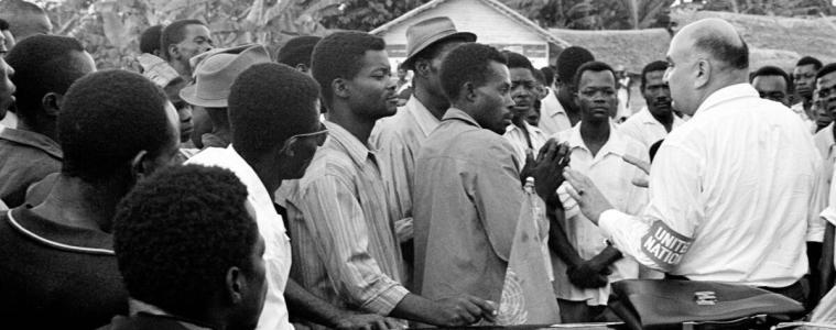Nigeria and Fernando Po in the 1960s.