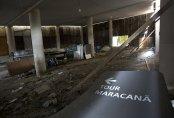 Instalaciones del Estadio Maracaná