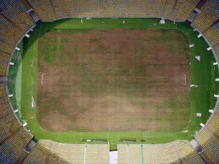 Gramilla del Estadio Maracaná