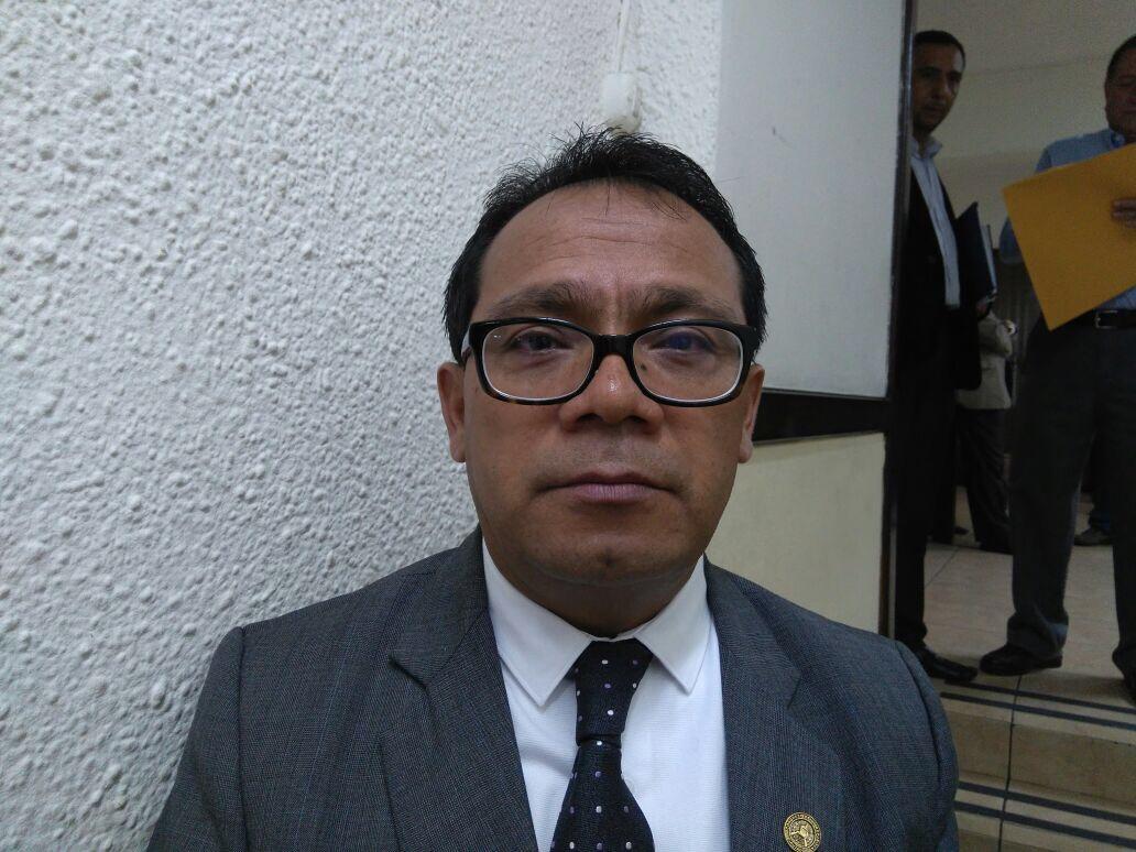 Dorian Taracena, el diputado que no falta a las sesiones