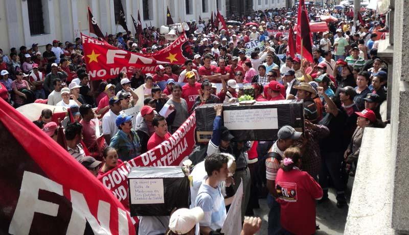 Así es como el sindicalismo ha perdido credibilidad
