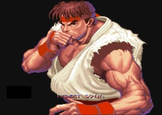 ryu, street fighter, cumpleaños