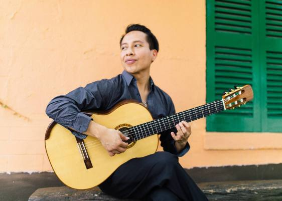 Clases de guitarra gratis, Luis Juárez Quixtán, Luis, Juárez, Quixtán, Fondo, cultura, económica