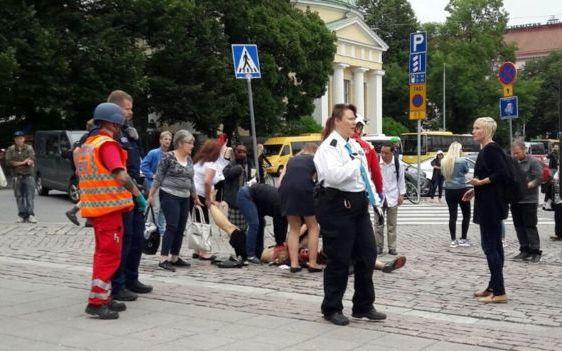 Ataque Finlandia terrorismo