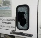 Denuncian ataque a proveedores de Minera San Rafael