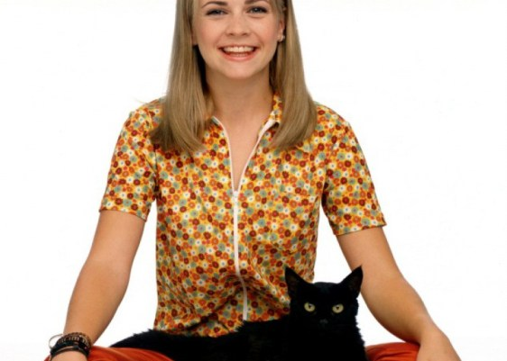 Sabrina-Melissa Joan Hart-Clarissa-The Chilling Adventures of Sabrina-salem-El exorcista- El bebé de Rosemary