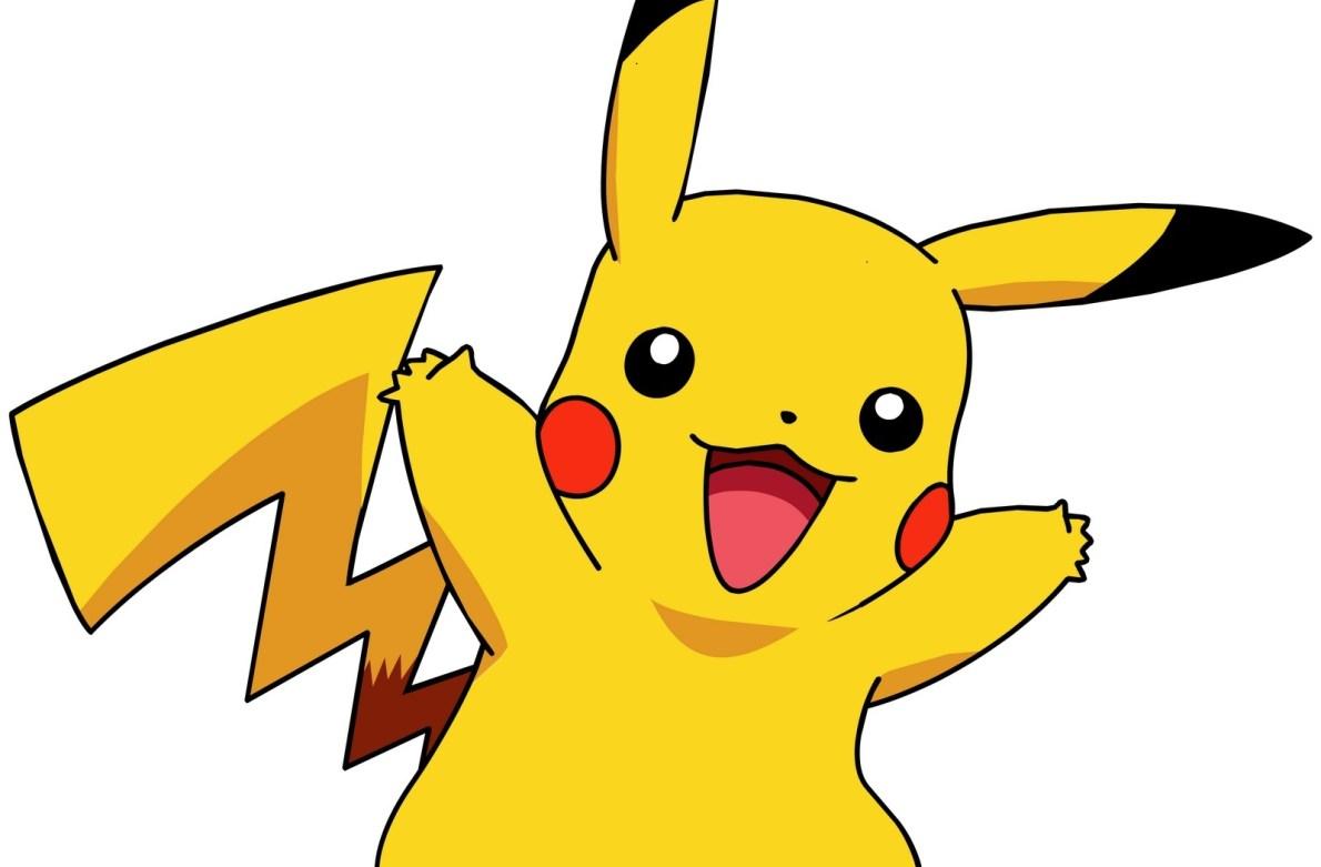 micrathena-sagittata-araña-pikachu-pokemon