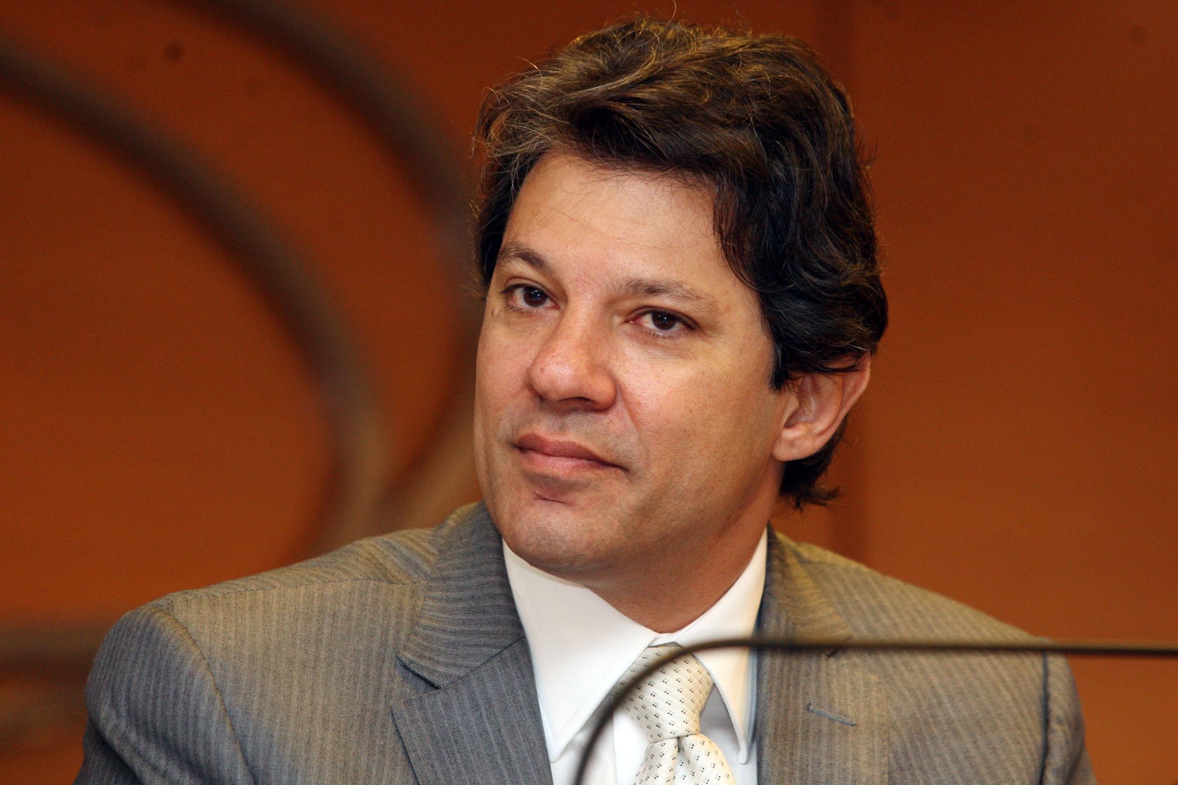 Fernando Haddad na Capes