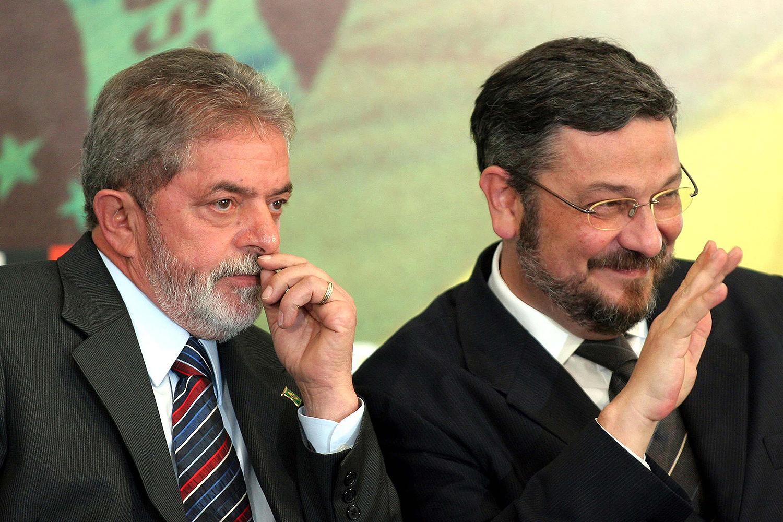 BRAZIL FINANCE MINISTER