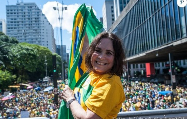 Regina Duarte Manifestações